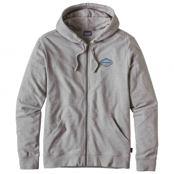 Patagonia - Fitz Roy Crest LW Full-Zip Hoody - Pull-over à c