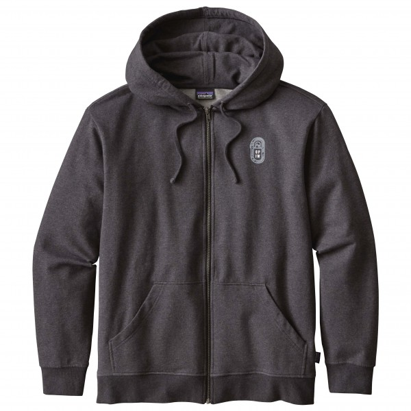 Patagonia - Ironmongers Badge MW Full-Zip Hoody - Hoodie