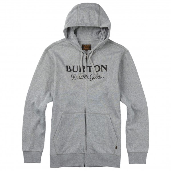 Burton - Durable Goods Full-Zip Hoodie - Munkjacka