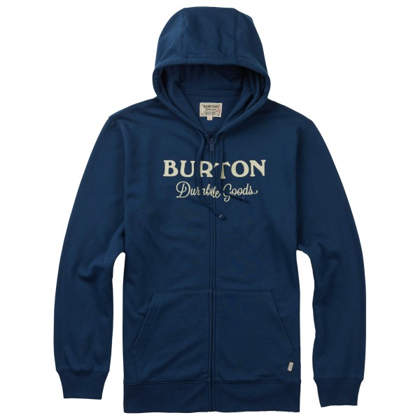 Burton - Durable Goods Full-Zip Hoodie - Hoodie