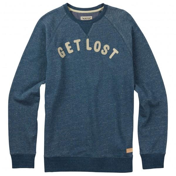 Burton - Lost & Found Crew - Sweatere