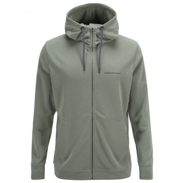 Peak Performance - Women's Structure Zipped Hooded Sweater - Hoodie