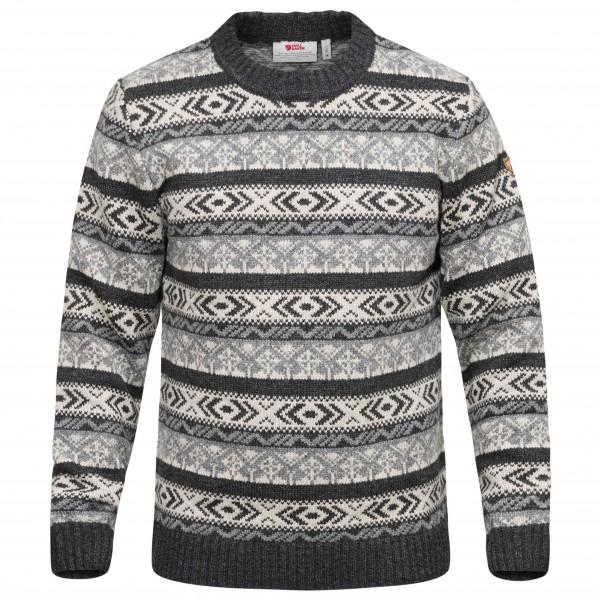 Fjällräven - Övik Folk Knit Sweater - Trui