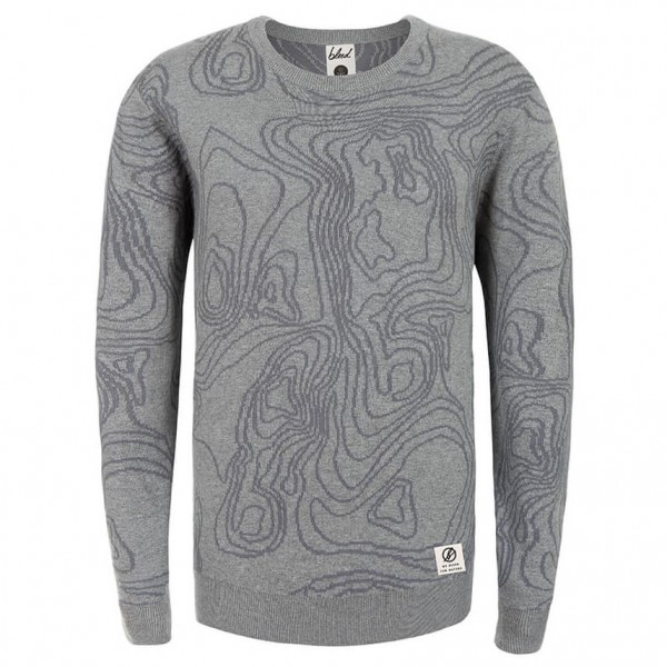 Bleed - Iso Jacquard Pullover - Trui