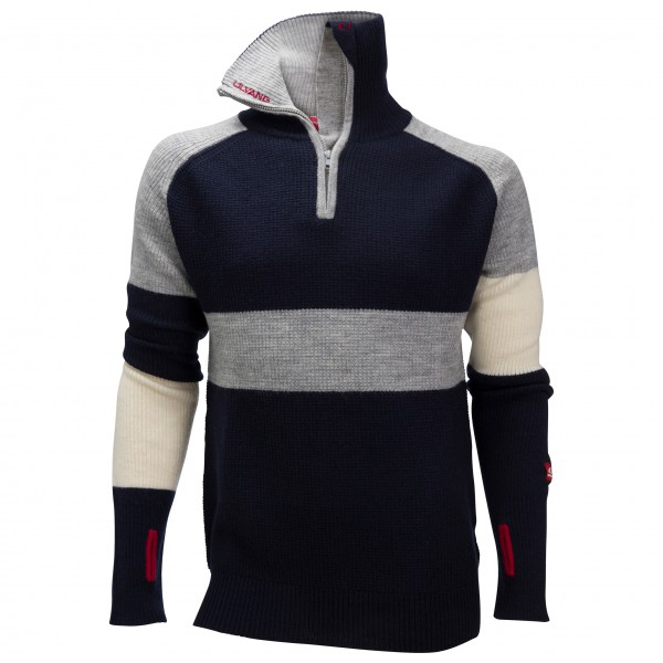 Ulvang - Rav Limited Sweater with Zip - Sweatere