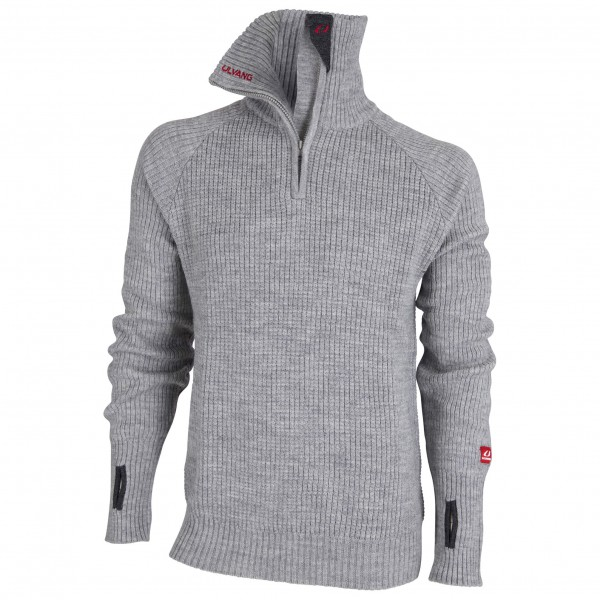 Ulvang - Rav Sweater with Zip - Sweatere