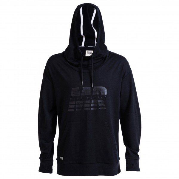Mons Royale - Transition Pullover Hoody - Trui