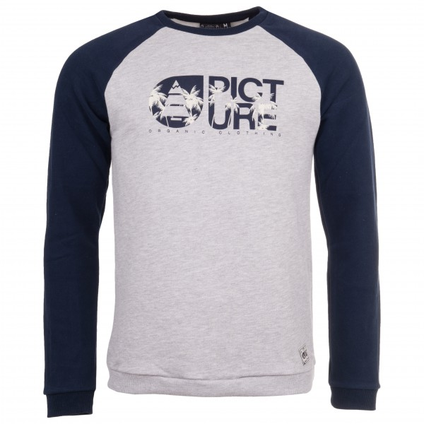 Picture - Basement Palm Raglan - Pullover