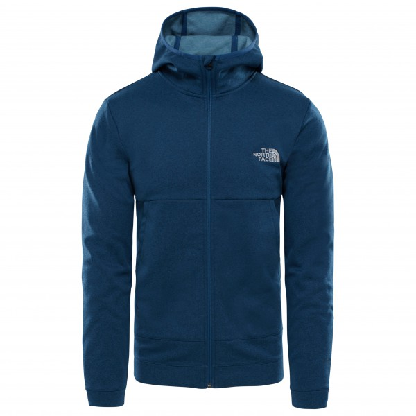 The North Face - Mountain Tech Fullzip Hoody - Hoodie
