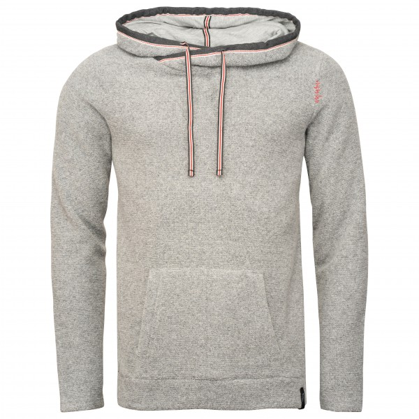 Chillaz - Crossneck Patch Wool - Hoodie