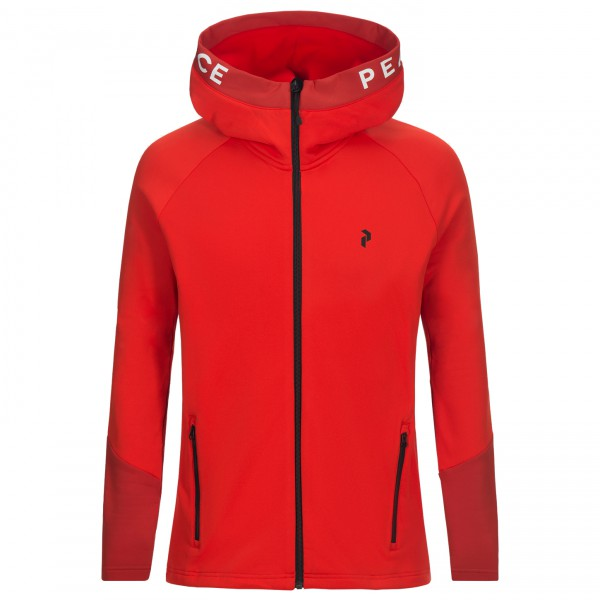Peak Performance - Ride Zip Hood - Hoodie