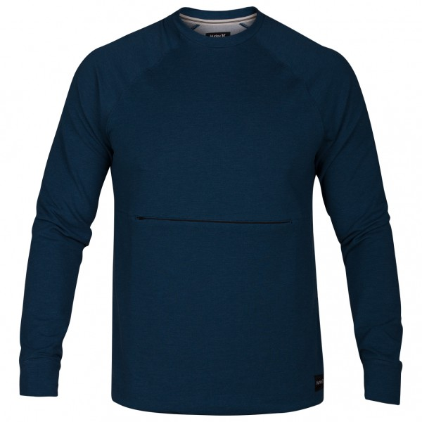 Hurley - Dri-Fit Offshore Crew - Sweatere