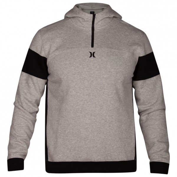 Hurley - Surf Check Quarter Zip Pullover - Hoodie