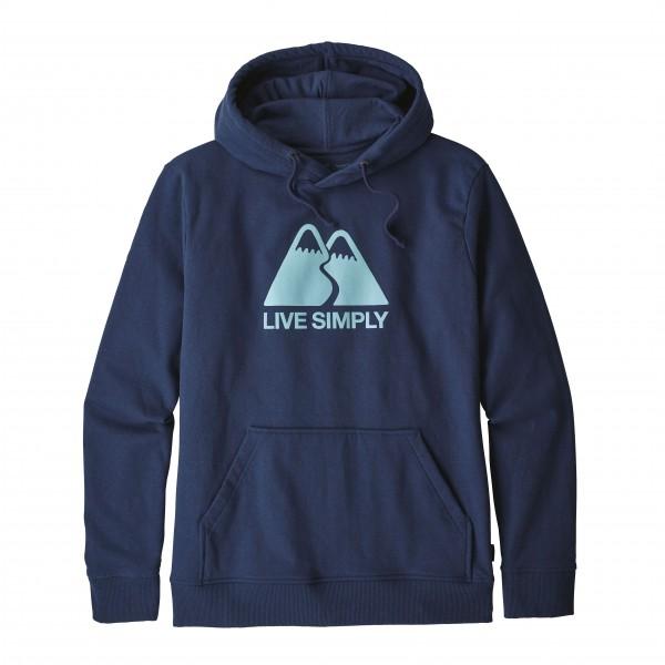 Patagonia - Live Simply Winding Uprisal Hoody - Munkjacka