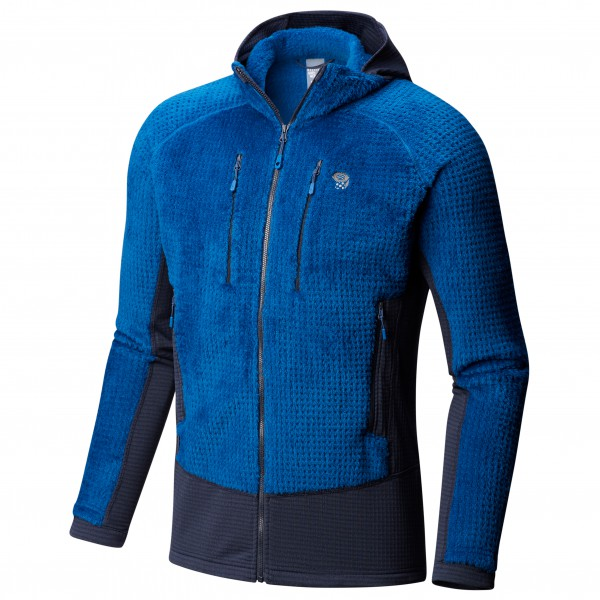 Mountain Hardwear - Monkey Grid Hooded Jacket - Sudadera