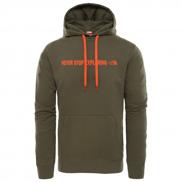 The North Face - Open Gate Hoodie - Munkjacka