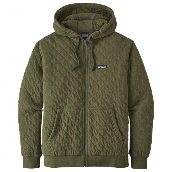 Patagonia - Organic Cotton Quilt Hoody - Hoodie
