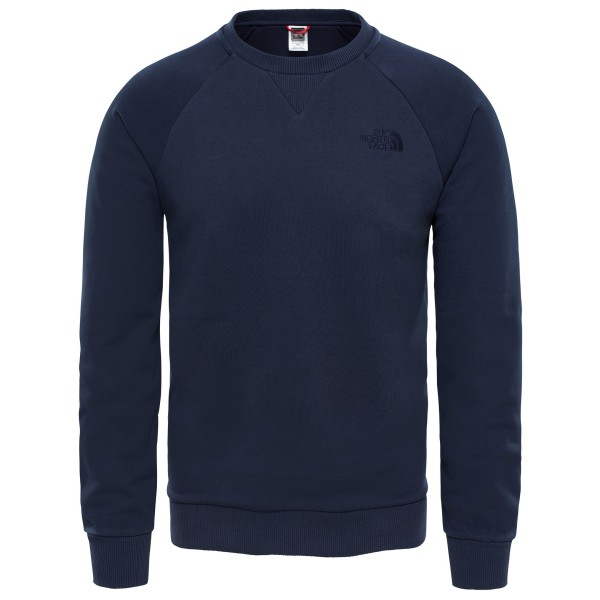 The North Face - Raglan Simple Dome Crew - Överdragströjor