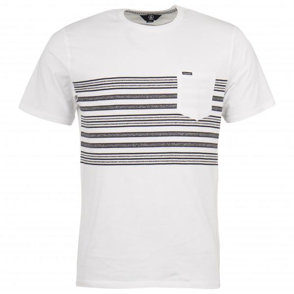 Volcom - Threezy Crew Cotton - T-skjorte