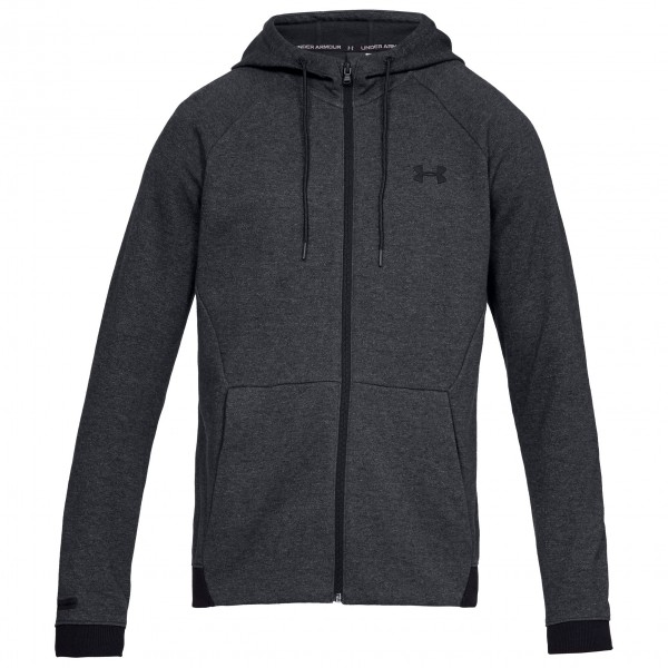 Under Armour - Unstoppable 2X Knit Fullzip - Munkjacka