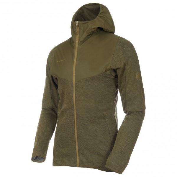 Mammut - Alvra ML Hooded Jacket - Munkjacka