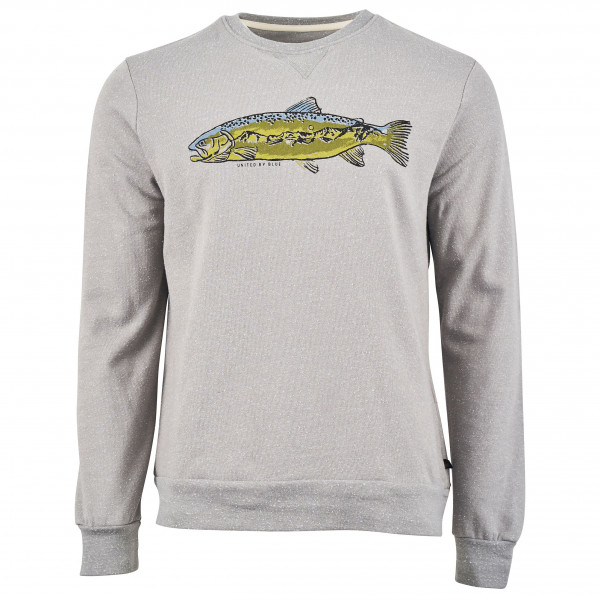 United By Blue - Scale New Heights Graphic Crew Pullover - Jumper