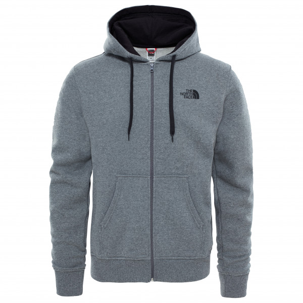 The North Face - Open Gate Fullzip Hoodie Mixed - Munkjacka