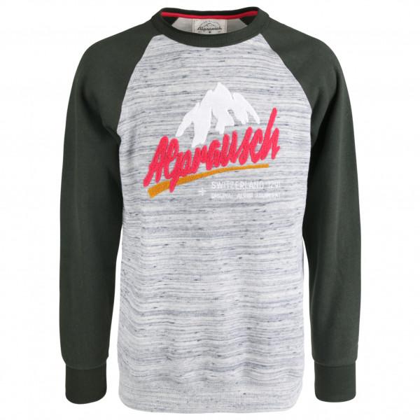 Alprausch - Bergkönig - Pulloverit