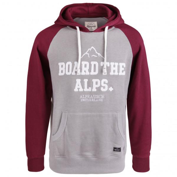 Alprausch - Ski The Alps - Hoodie
