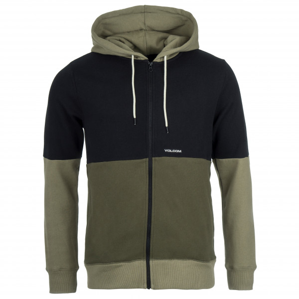 Volcom - Single STN Div Zip Cotton - Hoodie