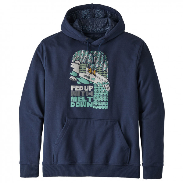 Patagonia - Fed Up with Melt Down Uprisal Hoody - Hoodie