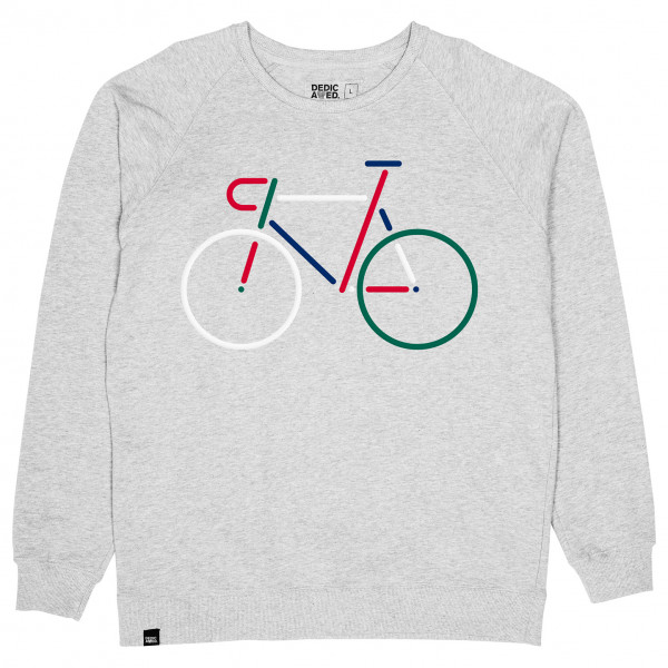 DEDICATED - Sweatshirt Malmoe Color Bike - Trui