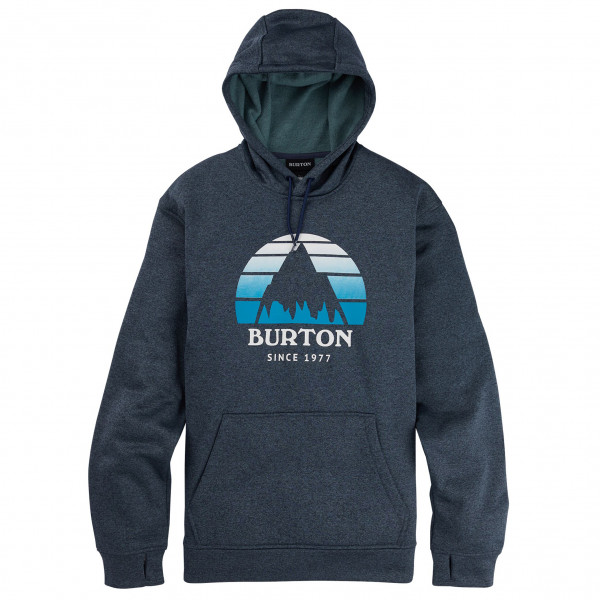 Burton - Oak Seasonal Full-Zip Pullover - Jumper