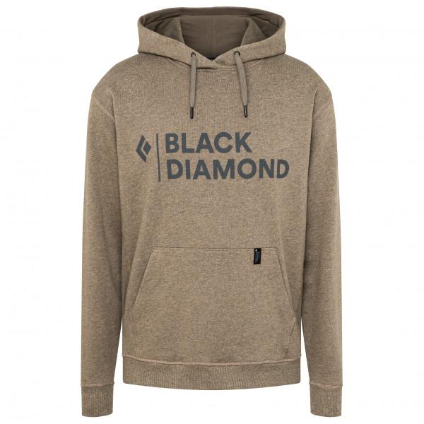 Black Diamond - Stacked Logo Hoody - Hoodie