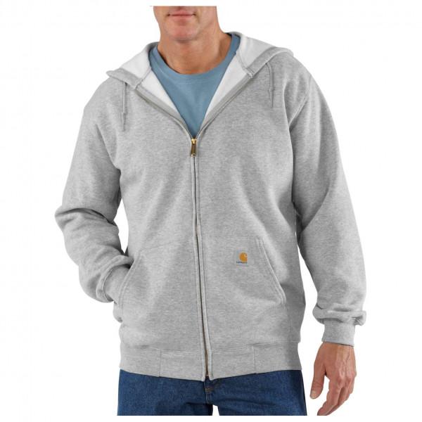 Zip Hooded Sweatshirt - Hoodie