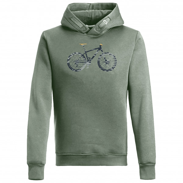 GreenBomb - Bike Cross Star - Hoodie