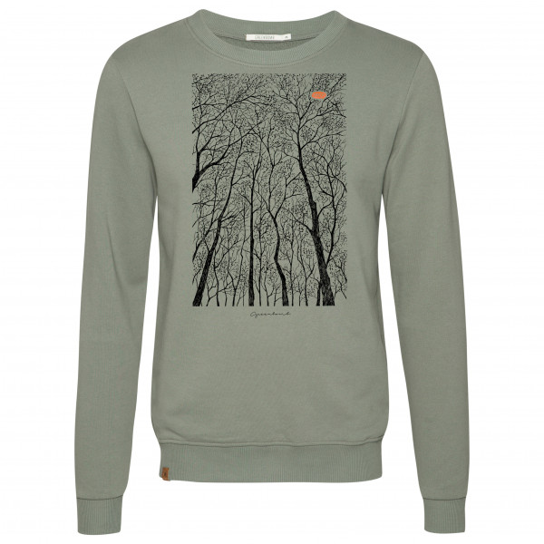 GreenBomb - Nature Forest Peep Wild - Pullover