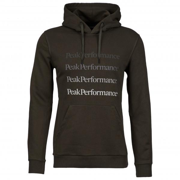 Peak Performance - Ground Hood - Felpa con cappuccio