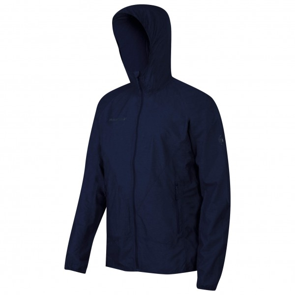 Mammut - Crag Windbreaker Hooded Jacket - Tuulitakki