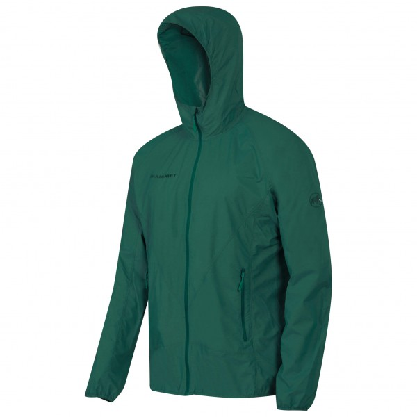 Mammut - Crag Windbreaker Hooded Jacket - Veste coupe-vent