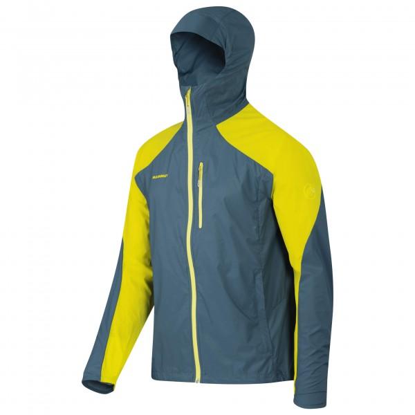 Mammut - Runbold Windbreaker Hooded Jacket - Veste coupe-ven