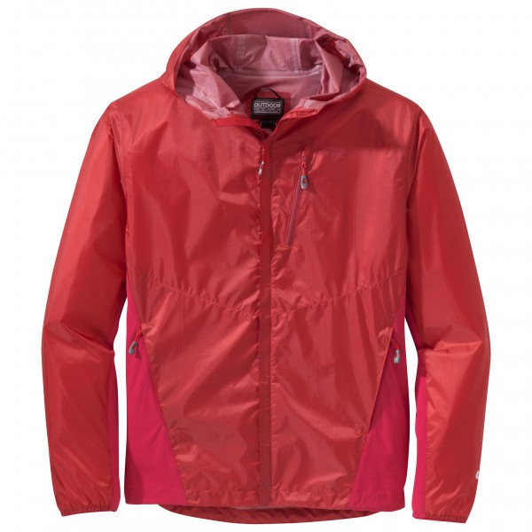 Outdoor Research - Helium Hybrid Hooded Jacket - Windproof jacket