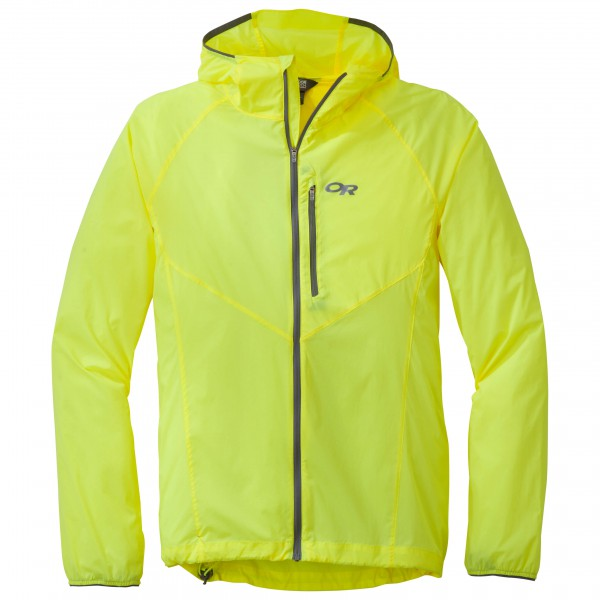 Outdoor Research - Tantrum Hooded Jacket - Vindjakke