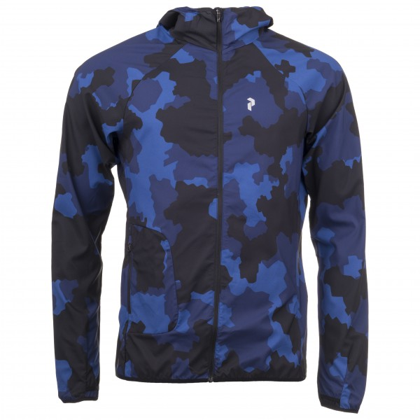 Peak Performance - Fremont Print Jacket - Windjack