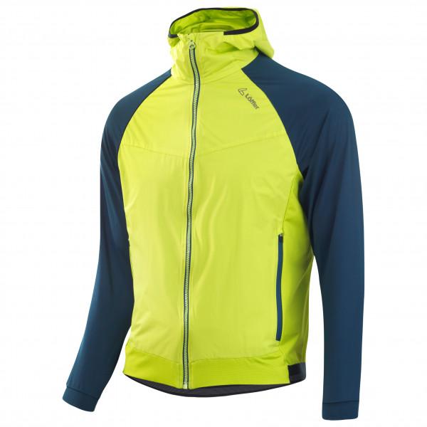 Löffler - Hooded Light Hybridjacket - Windjack