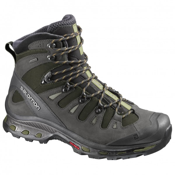 506b4d0eafe Review: Salomon Quest 4D 2 Gtx - Wandelschoenen Heren ...