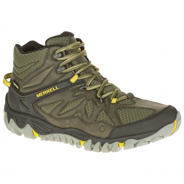Merrell - All Out Blaze Ventilator Mid GTX - Wanderschuhe