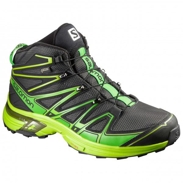 Salomon - X-Chase Mid GTX - Hiking shoes