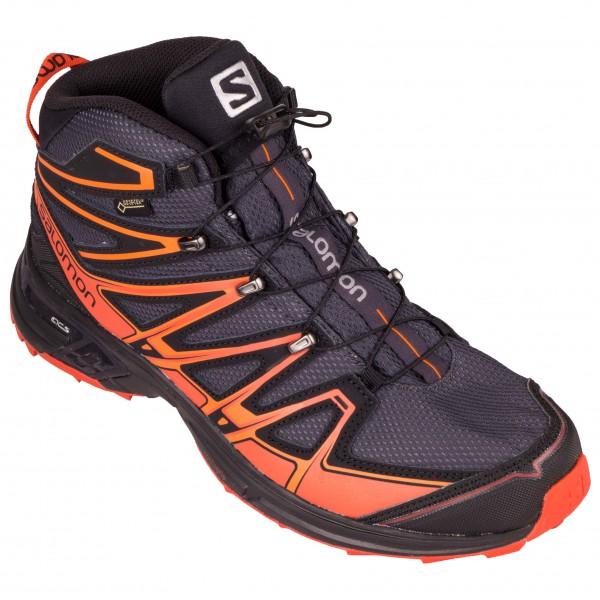 Salomon - X-Chase Mid GTX - Chaussures de randonnée