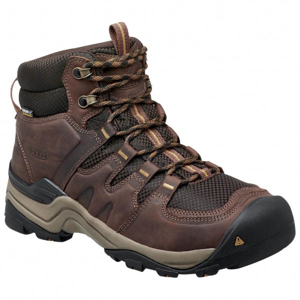 Keen - Gypsum II Mid WP - Hiking shoes